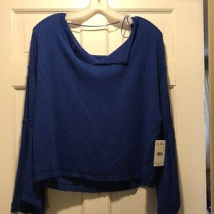 Free people sweater brand new with tags !